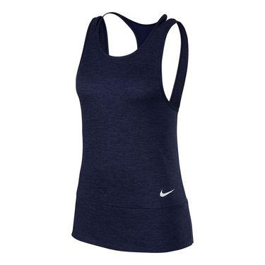 Nike Dry Training Racerback Tank - Binary Blue