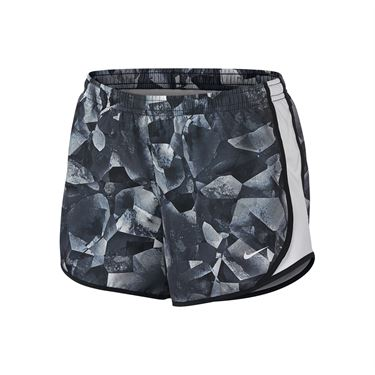 Nike Girls Dry Tempo Short - Dark Grey