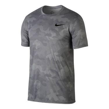 Nike Dry Legend Training Tee - Atmosphere Grey/Gunsmoke