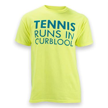 Babolat Tennis Runs in Our Blood Short Sleeve Shirt