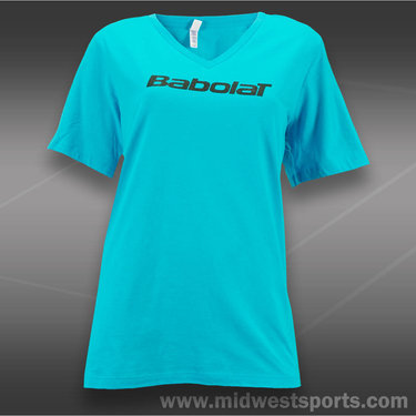 Babolat Tennis Logo 2 Short Sleeve Shirt