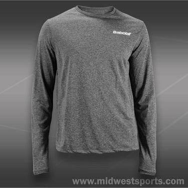 Babolat Tennis Logo Poly Long Sleeve Shirt
