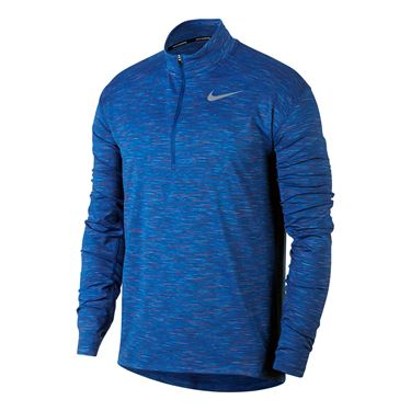 Nike Dry Element 1/2 Zip - Blue Jay