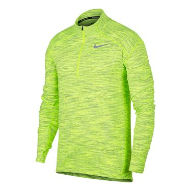 Nike Dry Element 1/2 Zip - Volt