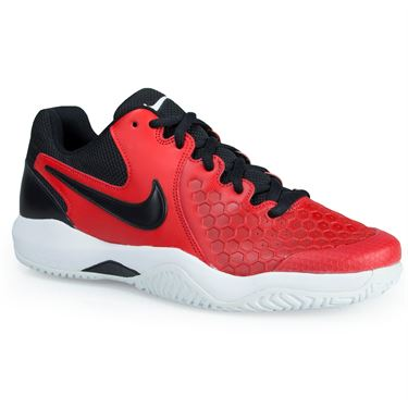 Nike Air Zoom Resistance Mens Tennis Shoe - University Red/Black/White