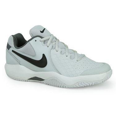 Nike Air Zoom Resistance Womens Tennis Shoe - Pure Platinum/Black/Dark Grey/White