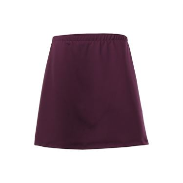 In Between Plus Size All Sport Skirt - Plum