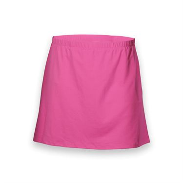 In Between Plus Size All Sport Skirt- Pink