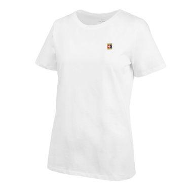 Nike Court Heritage Tee - White