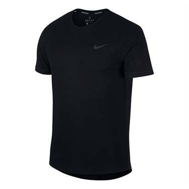Nike Court Dry Challenger Crew - Black