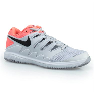 Nike Air Zoom Vapor X Womens Tennis Shoe - Vast Grey/Black/Atmosphere Grey