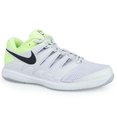 Nike Air Zoom Vapor X Mens Tennis Shoe - Grey/Black