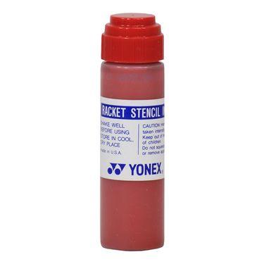 Yonex Stencil Ink Red