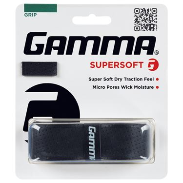 Gamma Supersoft Replacement Tennis Grip