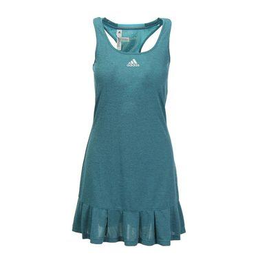 adidas Climachill Dress - Shock Green
