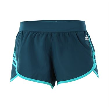 adidas Ultimate Woven Short - Mineral/Shock Green
