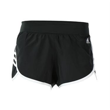 adidas Ultimate Woven Short - Black/White