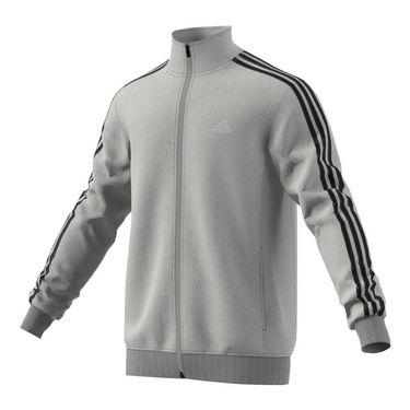 adidas Essential Track Jacket - Grey/Heather/Black