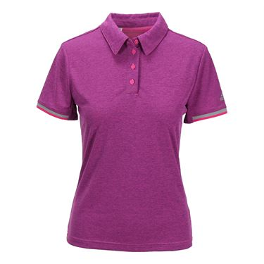 adidas Climachill Polo - Shock Pink