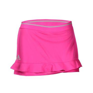 adidas Climachill Skirt - Shock Pink