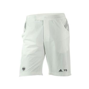 adidas Roland Garros Y3 Player Short - White