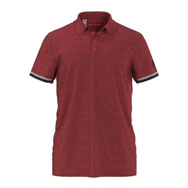 adidas ClimaChill Polo - Ray Red