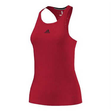 adidas Climachill Tank - Ray Red