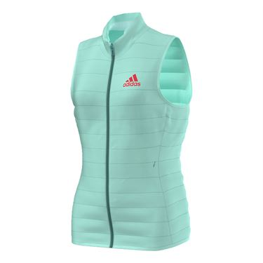 adidas all Premium Vest - Ice Green