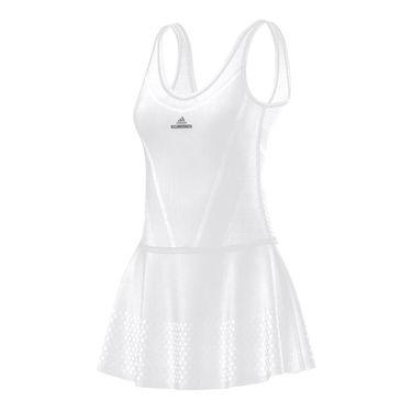 adidas Stella McCartney Prime Knit Dress - White