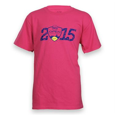 Western and Southern Kids 2015 T-shirt  - Sangria