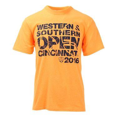 W&S 2016  Western & Southern T-Shirt - Neon Orange