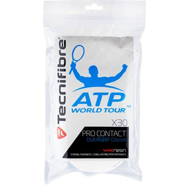 Tecnifibre ATP Pro Contact Overgrip (30 pack)