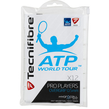 Tecnifibre Pro Players Overgrip (12 Pack)
