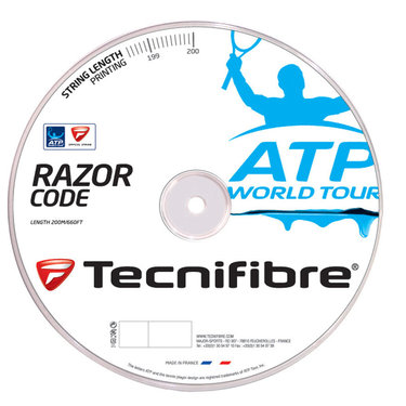Tecnifibre ATP Razor Code 18g (660 ft.) REEL