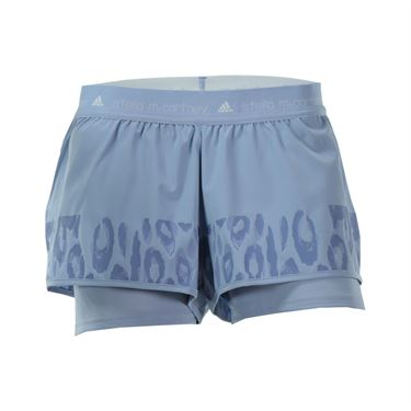adidas Stella McCartney HIIT Short - Prism Blue
