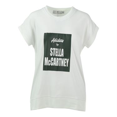 adidas Stella McCartney YO Tee - White