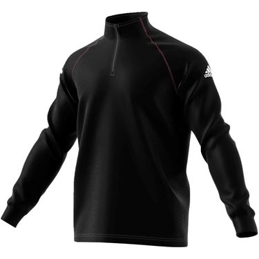 adidas Club 1/4 Zip - Black