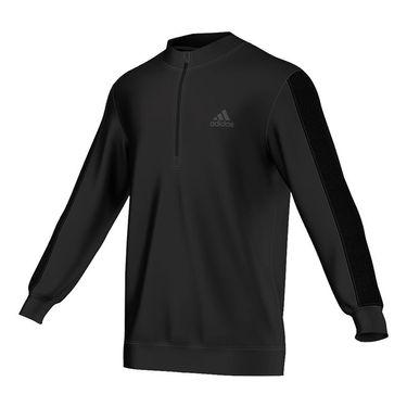 adidas ClimaCore 3/4 Zip - Black AY6992