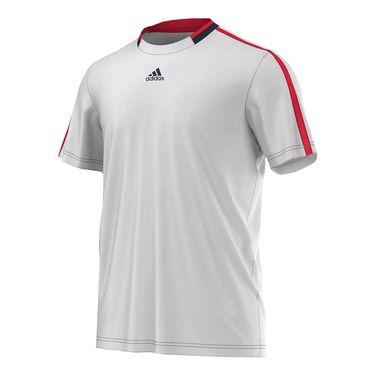 adidas Club Primefit Tee - White