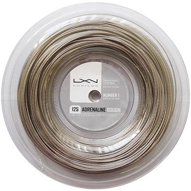 Luxilon Adrenaline Rough 125 REEL (660ft)