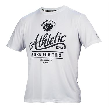 Athletic DNA Boys Established 2007 Training Tee - White