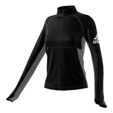 adidas Performance Full Zip Jacket - Black