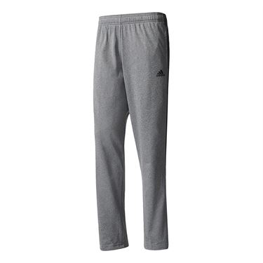 adidas Essentials 3S Tricot Pant - Solid Grey/Black