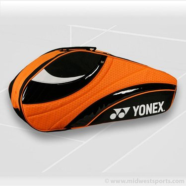 Yonex Tournament Active Orange 6 Pack Tennis Bag BAG8226OR