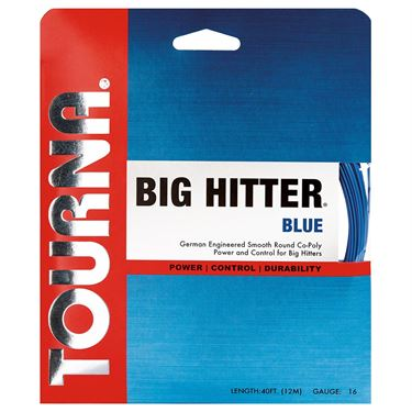 Unique Big Hitter Blue 16 Tennis String