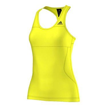 adidas Cross Tank - Neon Yellow