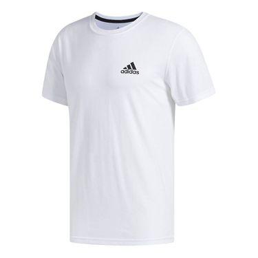 adidas Ultimate Short Sleeve Tee - White