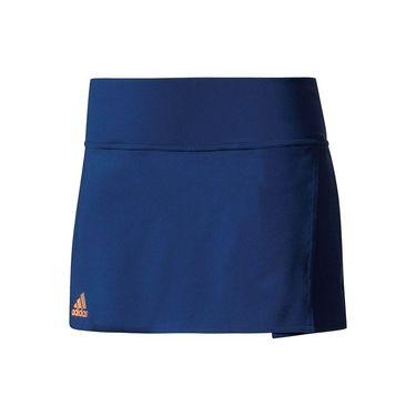 adidas Melbourne Line Skirt - Mystery Blue