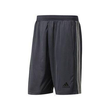 adidas D2M 3-Stripes Short - Dark Grey