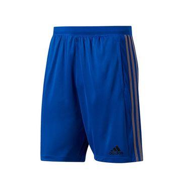 adidas D2M 3-Stripes Short - Collegiate Royal/Trace Grey
